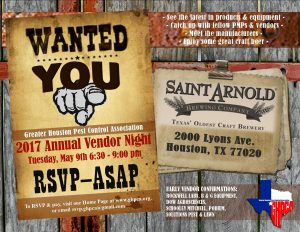 Vendor Night at St. Arnold's Brewing