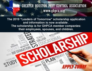 GHPCA Scholarship Information