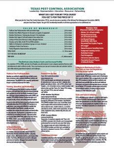 TPCA Membership Brochure Page 2