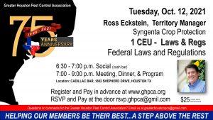 Ross Eckstein Laws & Regs CEU